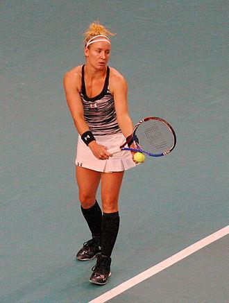 Bethanie Mattek-Sands - Mattek-Sands in 2011