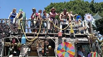 Doo Dah Parade - 2011 Pasadena Doo Dah parade