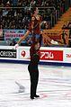 2012 Rostelecom Cup 02d 426 Vera BAZAROVA Yuri LARIONOV.JPG