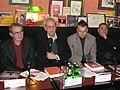 2013.11.25. Karol Modzelewski Andrzej Friszke Piotr Oseka Seweryn Blumsztajn Fot M Kubik 02.jpg