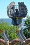 2013 Bruno Weber Skulpturenpark-Führung - Turm 2013-08-02 12-06-57.JPG