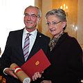 2013 Ewald Sacher, Claudia Schmied (8811707067).jpg