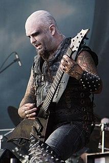 Silenoz Norwegian guitarist (born 1977)
