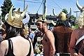2014 Fremont Solstice parade - Vikings 05 (14493480886).jpg