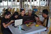 2014 Waray Wikipedia Edit-a-thon 21.JPG
