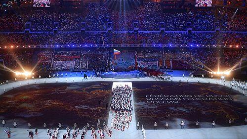 Выступление женщины нетрадиционной сексуальной ориентации на открытии олимпиады в ванкувере