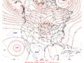 2015-10-12 500-Millibar Height Contour Map NOAA.png