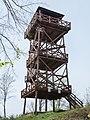 2015 Wieża widokowa na Wapniarce.jpg