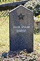 2016-04-13 GuentherZ (51) Zwettl Propstei Soldatenfriedhof 2.WK russisch.JPG