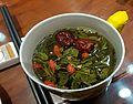 2016-12-15 Tea at a restaurant in Tianshui, Gansu anagoria.jpg