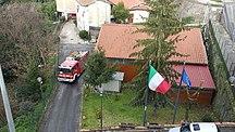Nemi, Italien