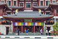 2016 Singapur, Chinatown, Świątynia i Muzeum Relikwi Zęba Buddy (07).jpg