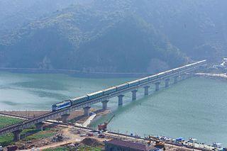 Jinhua–Wenzhou railway