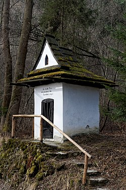 20170305 Kapliczka św. Kingi Krościenko nad Dunajcem 4933.jpg
