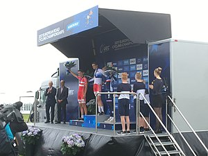 2017 European Road Championships – Men's U23 time trial 01.jpg