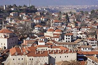 Safranbolu District in Black Sea, Turkey