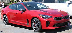 2018 Kia Stinger GT2 3.3L AWD in Hichroma red front (2) 5.23.18.jpg