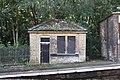 2019 at Hebden Bridge station - old lamp hut.JPG