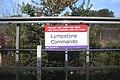 2019 at Lympstone Commando station - sign.JPG