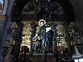 202 Basílica de Montserrat, capella de Sant Josep de Calassanç, retaule de Francesc Berenguer.JPG