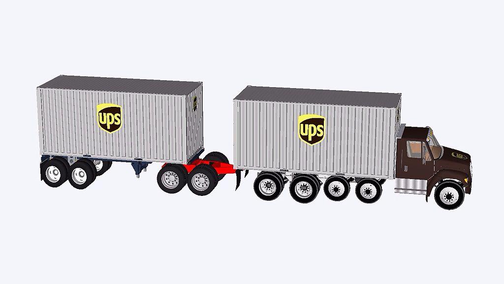 Container D Sketchup Mod Ef Bf Bdlis Ef Bf Bd Interieur Decor Ef Bf Bd