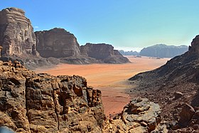 image illustrative de l'article Wadi Rum