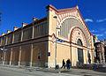 248 Mercat municipal de Tortosa, angle sud-oest.JPG