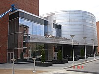 The FedEx Institute of Technology is a major r...