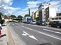 2924 - Innsbruck - Olympiastrasse bei Südbahn Strasse.JPG