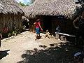 2Cobá - Village Frontyard.JPG
