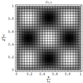2D Wavefunction small(3,3) Density Plot.png