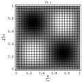 2D Wavefunction small (2,2) Density Plot.png