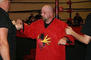 2 Tuff Tony American professional wrestler