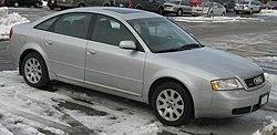 C5 Audi A6 sedan