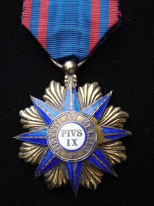 Order of Pope Pius IX