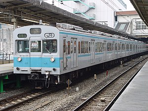301 series - 301 series set K5 in February 2003