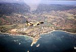 356th Tactical Fighter Squadron - A-7D Corsair II over Hawaii.jpg