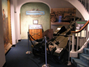 3 time CIB Exhibit, National Infantry Museum 2004