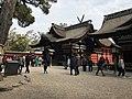 3rd Hongu of Sumiyoshi Grand Shrine 3.jpg