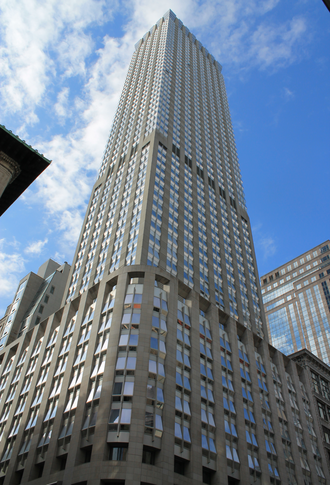 Langham Place, New York - Image: 400 Fifth Ave May 2017