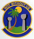 43 Services Sq emblem.png