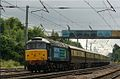 47813 brings up the tail lamp, passing Hitchin to Watford Junction. - panoramio.jpg
