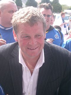 Gordon Chisholm Scottish footballer and manager