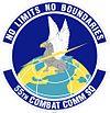 55th Combat Communications Squadron shield
