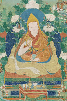 Image illustrative de l'article Lobsang Gyatso