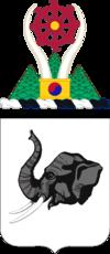 64 ° Reggimento Armatura Coat of Arms.png