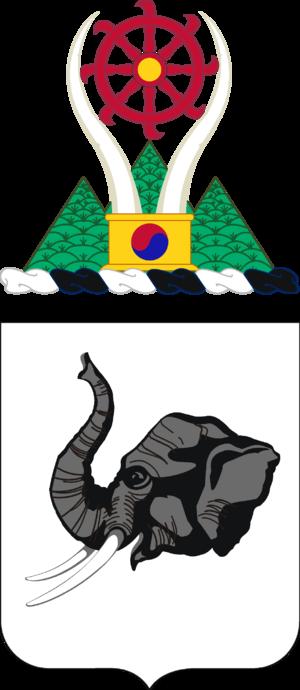 64th Armor Regiment - 64th Armor Regiment Coat of Arms