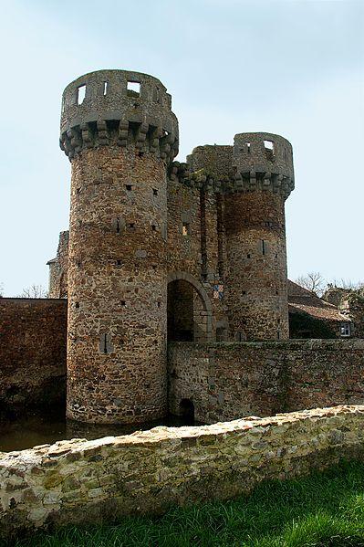 Château de Sanzay