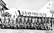 71st Fighter-Interceptor Squadron-F-106-58-0773-squadron photo 1964