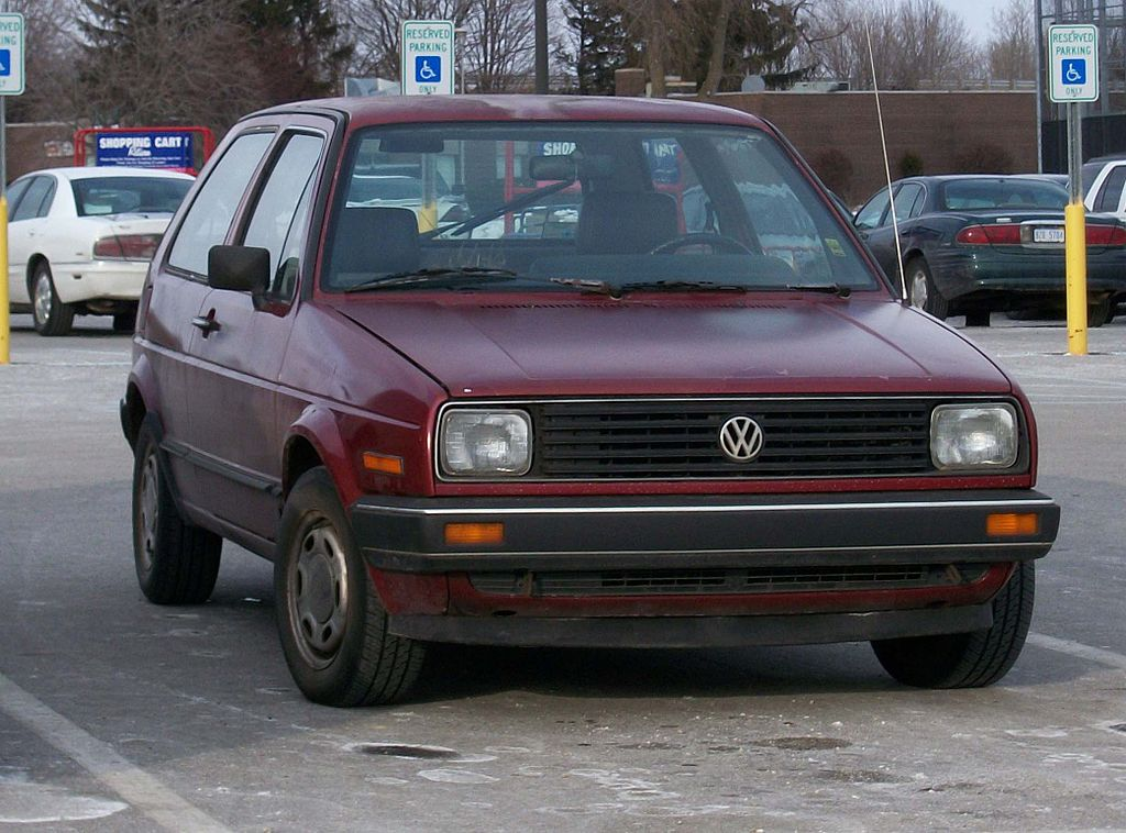 Golf 86 - Fotos de coches - Zcoches